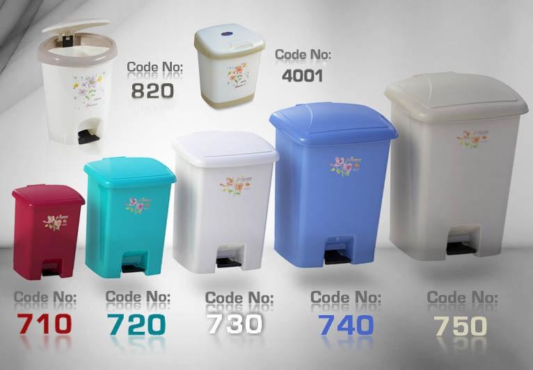 مدلهای سطل زباله اداری