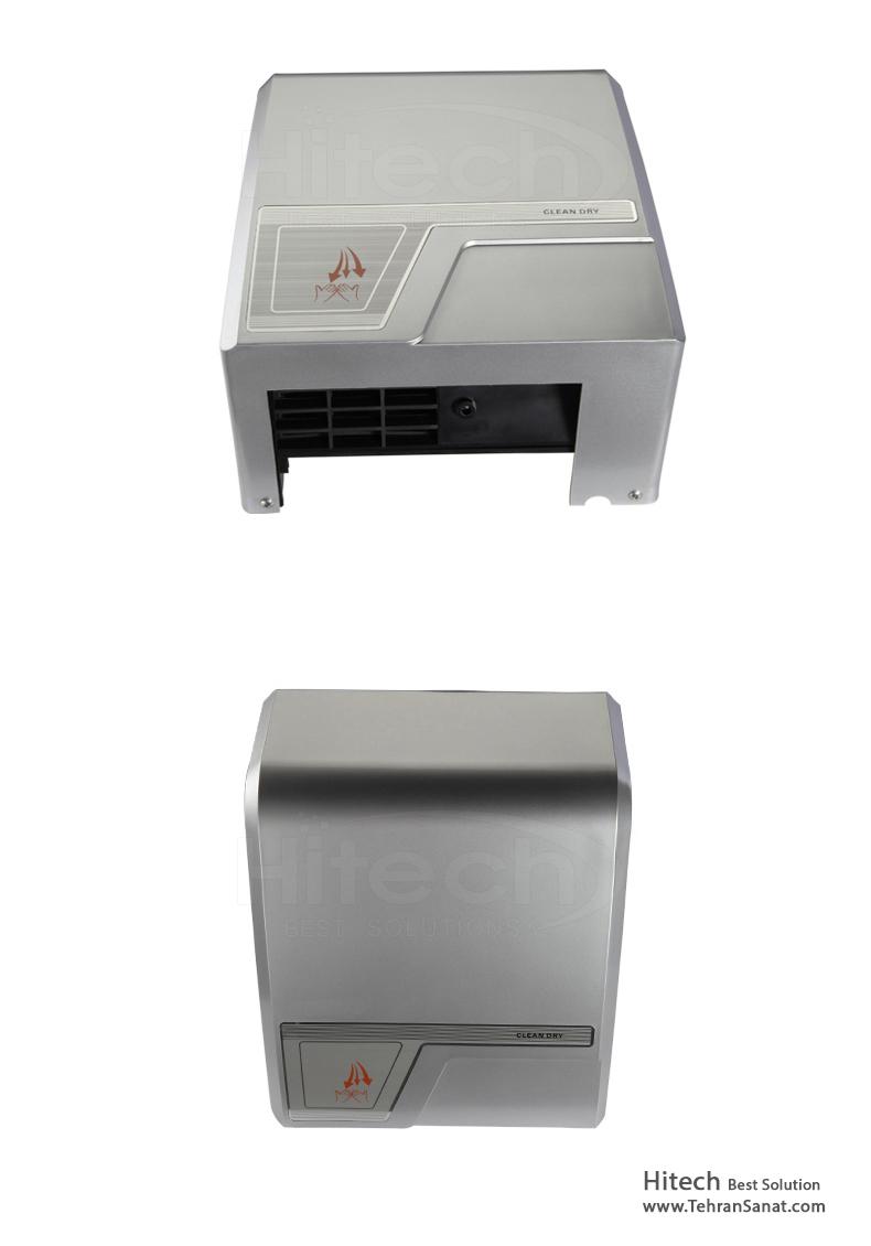 برچسب مشخصات فنی دست خشک کن هایتک