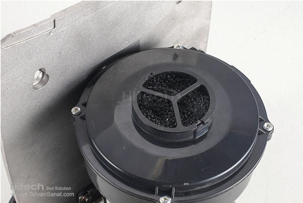 دست خشک کن مجهز به فیلتر هوا