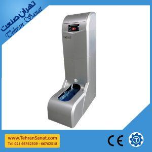 دستگاه کاور کفش اتوماتیک EXCELL ظرفیت 200 عددی-کد 3007