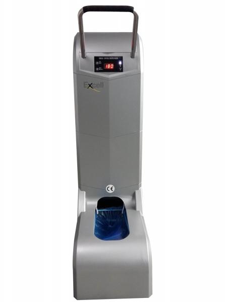 دستگاه کاور کفش اتوماتیک EXCELL ظرفیت 200 عددی-کد 3008