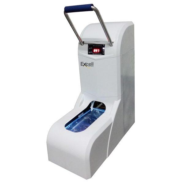 دستگاه کاور کفش برقی Excell ظرفیت 100 عددی-کد 3002