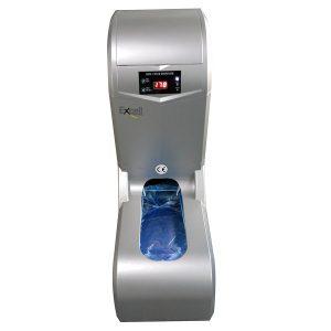 دستگاه کاور کفش اتوماتیک Excell ظرفیت 100 عددی-کد 3003