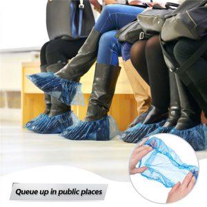 فروش-کاور-کفش-یکبار-مصرف-مناسب-مکان-عمومی