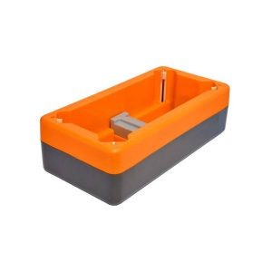 نایلون دستگاه کاور کفش مسون نارنجی