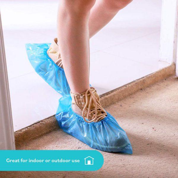 کاور-کفش-یکبار-مصرف-قابل-استفاده-در-داخل-و-بیرون