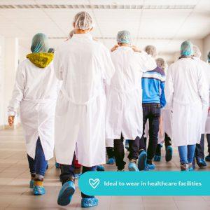 کاور-کفش-یکبار-مصرف-مناسب-مراکز-درمانی-و-سلامتی