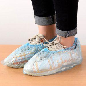 کاور-کفش-یکبار-مصرف-کفش-بانوان