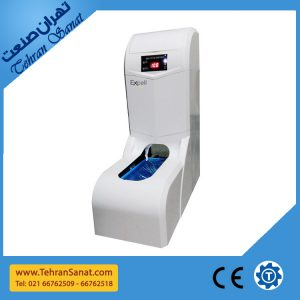 دستگاه کاور کفش برقی اتوماتیک Excell ظرفیت 100 عددی-کد 3001