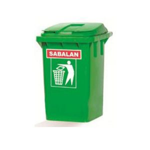 سطل زباله اداری - 60 لیتری -کد 4012
