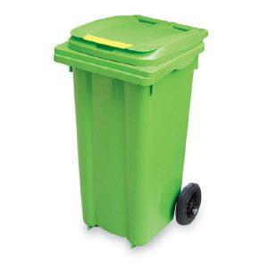 سطل زباله 120 لیتری -کد 4004