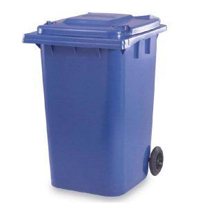 سطل زباله پلاستیکی 360 لیتری - کد 4001