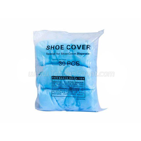کاور کفش پارچه ای NON-WOVEN وارداتی بسته 50 عددی - کد 3215