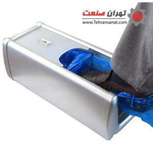 دستگاه کاور کفش مکانیکی EXCELL مدل - N50 S کد - 3313