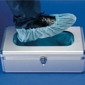 کاور کفش مکانیکی چمدانی ظرفیت 60 عددی- کد 3303