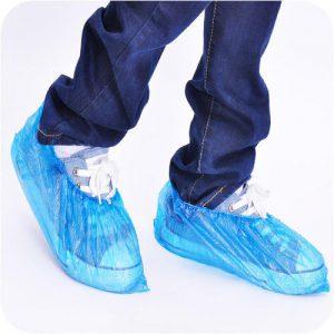 کاور کفش یکبار مصرف