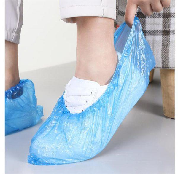 کاور کفش بیمارستانی