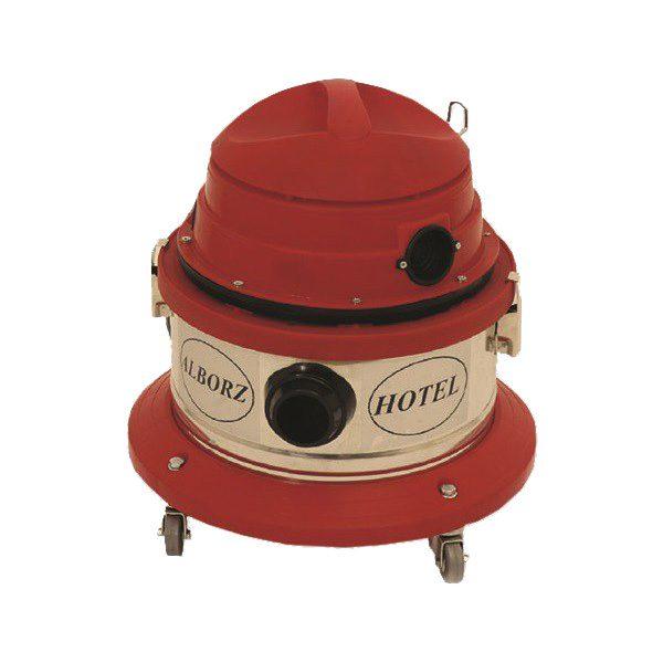 جاروبرقی نیمه صنعتی البرز یک موتوره خاک- کد 2503