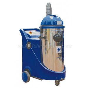جاروبرقی صنعتی سه فاز دائم کار Cleanvac مدل AS 550 C -کد 310083