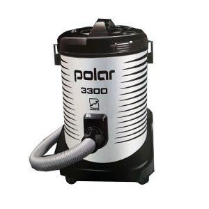 جاروبرقی سطلی یک موتوره خاک مدل 3300- کد 245