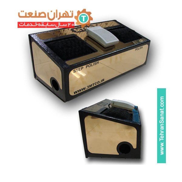 دستگاه کف کفش پاک کن برقی MTCO -کد 1101