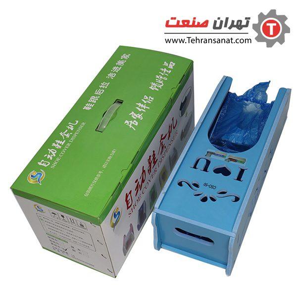 دستگاه کاور کفش مکانیکی EXCELL مدل - N30 B کد - 3315