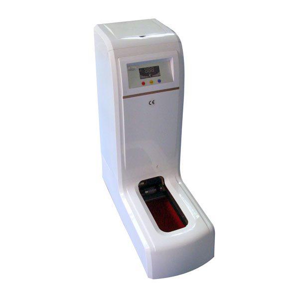 دستگاه کاور زن کفش اتوماتیک برقی مدل QY-I 200 کد 3026
