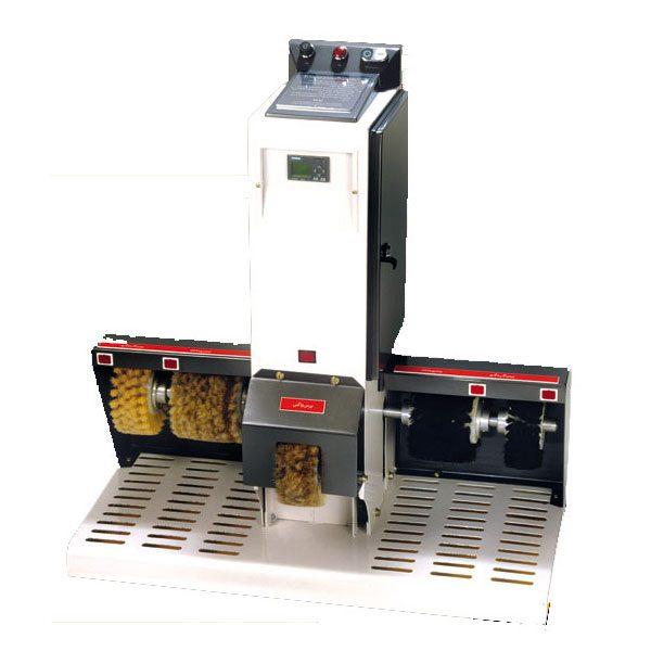 دستگاه واکس تمام اتوماتیک پنج برس تک شیر مکاپ -کد 1025