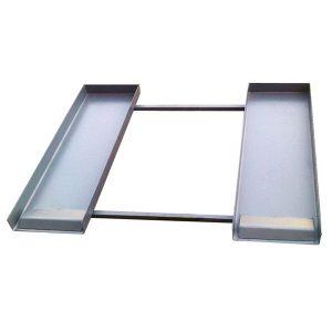 زیر مخزنی فلزی ساده- کد A4402