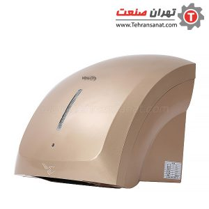 دست خشک کن برقی Hitech مدل A102 -طلایی