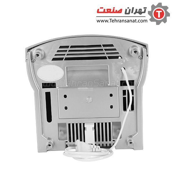 دست خشک کن برقی Hitech مدل A101 نقره ای.-کد 7711