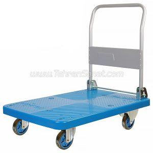 چرخ حمل بار پلی اتیلن