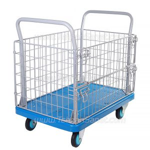 چرخ حمل بار صنعتی یک طبقه