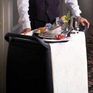 ترالی سه طبقه حمل غذا مدل آمریکایی AM-106