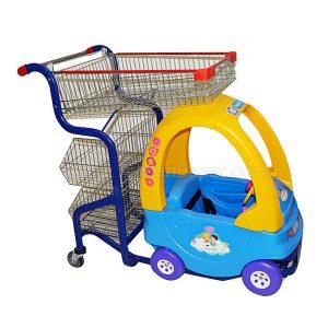 چرخ خرید فروشگاهی کودک