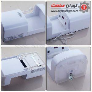 دست خشک کن حرفه ای MTCO مدل JET کد 7206
