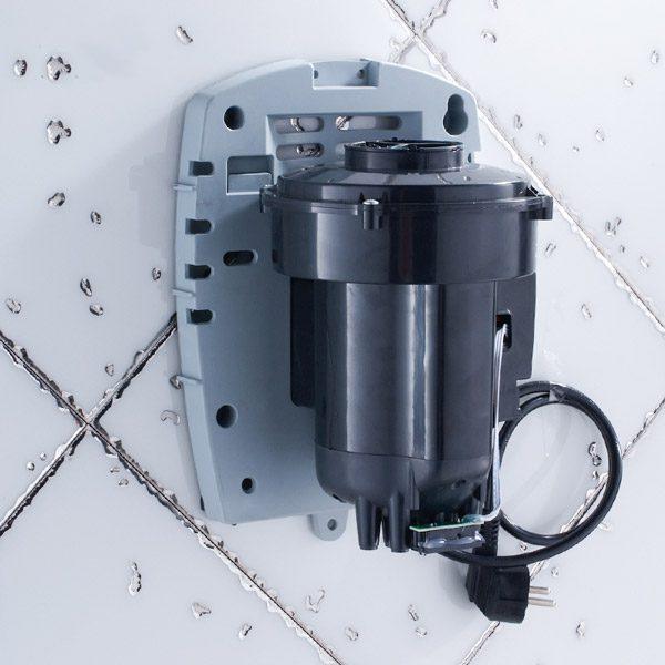 دست خشک کن Hitech سری SMART dry استیل براق -کد 7745