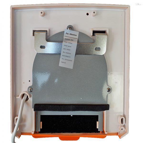 دست خشک کن جت Hitech سری CLEAN Dry نارنجی- کد 7721
