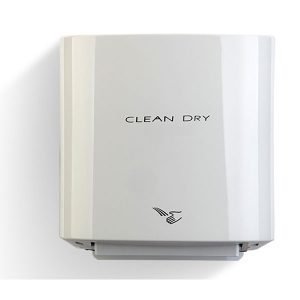 دست خشک کن جت Hitech سری CLEAN Dry سفید - کد 7721