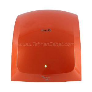 دستگاه دست خشک کن Hitech مدل A101 قرمز-کد 7711