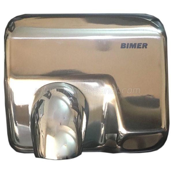 دست خشک کن 2500 وات استیل BIMER مدل 2500B