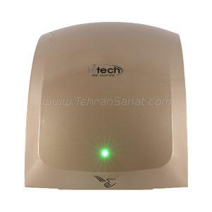 دست خشک کن برقی Hitech مدل A101 طلایی کد 7711