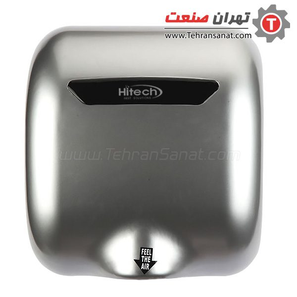 دست خشک کن جت Hitech مدل XLERATOR eco نقره ای-کد 7740