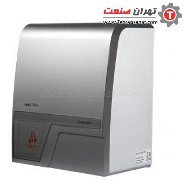 دستگاه خشک کن دست Hitech مدل HD-1810 نقره ای-کد 7715