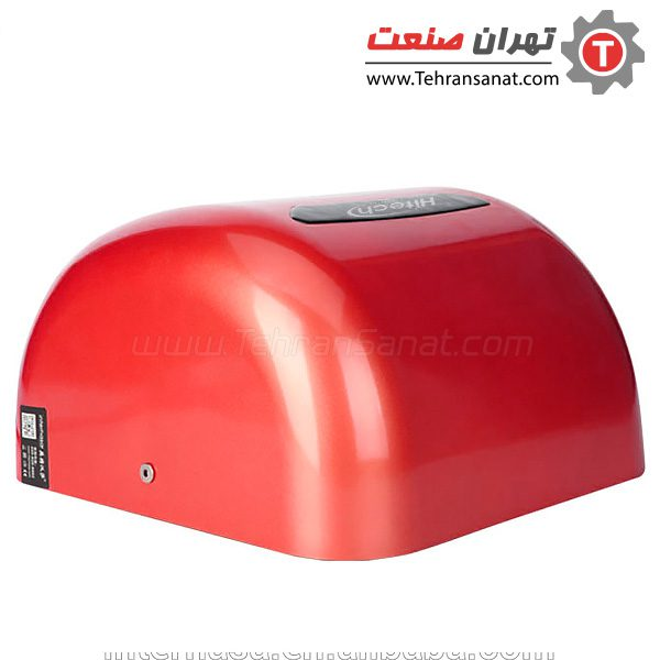 دست خشک کن جت Hitech مدل XLERATOR eco قرمز -کد 7740