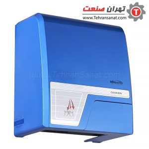 دست خشک کن برقی Hitech مدل HD-1810 آبی-کد 7715