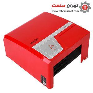 دست خشک کن برقی Hitech مدل HD-1810 قرمز-کد 7715