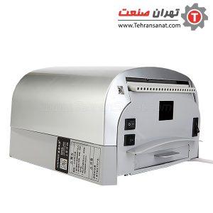 دست خشک کن جت Hitech سری CLEAN Dry نقره ای - کد 7721