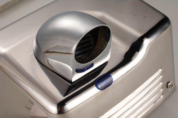 دست خشک کن 2500 وات استیل رینا مدل VTC-2500B- کد 7004