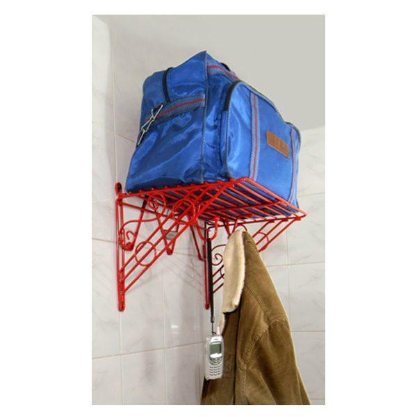 طبقه نگهدارنده کیف و لوازم دستشویی 30×50 آسیا